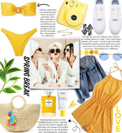 Yellow Spring Break