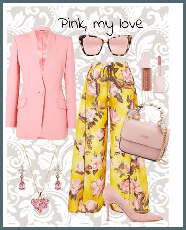 pink, my love