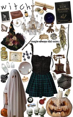 Witch 👻🍭🎃