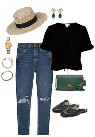 Basic Casual Outfit