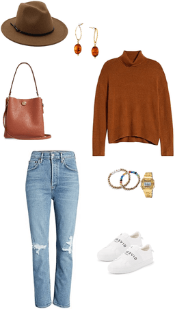 Comfy outfit for everyday