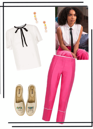 grownish inspired outfit 1