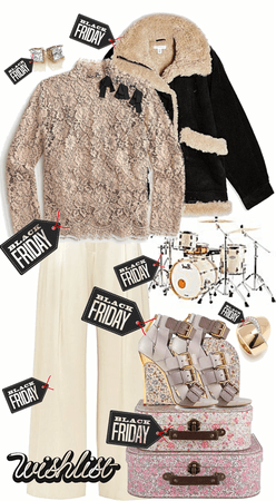 My Black Friday Wishlist! (Yes! A Drumset!)