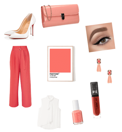 TREND: PANTONE COLOR OF 2019 CORAL