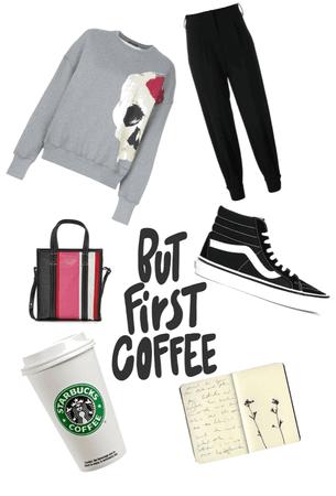 morning Coffee Run