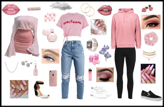 Pink Lookbook