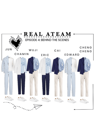 [REAL ATEAM] OUTFITS