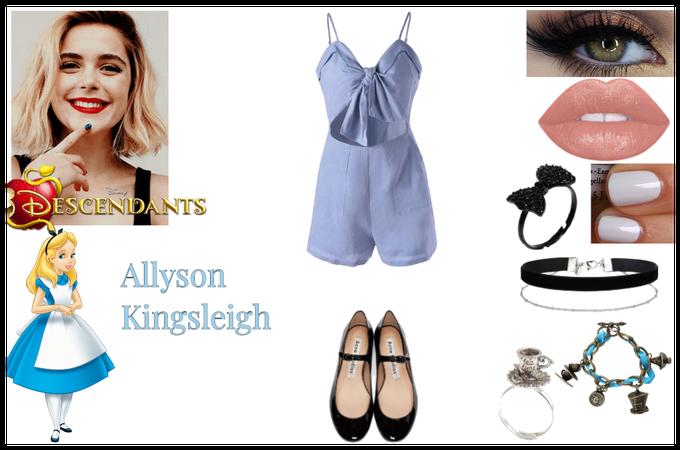 Allyson Kingsleigh - Meeting the Isle Kids