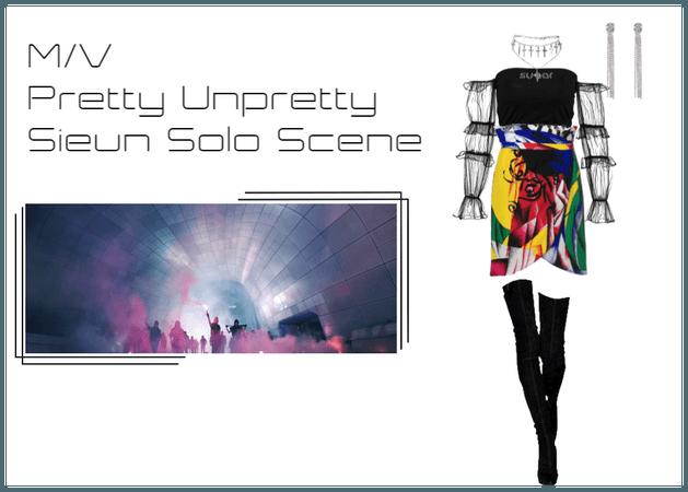 ☾heshire Moon - Pretty Unpretty MV - SE Solo Scene