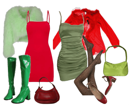 12 Outfits of Christmas: 2 Christmas Party Outfits