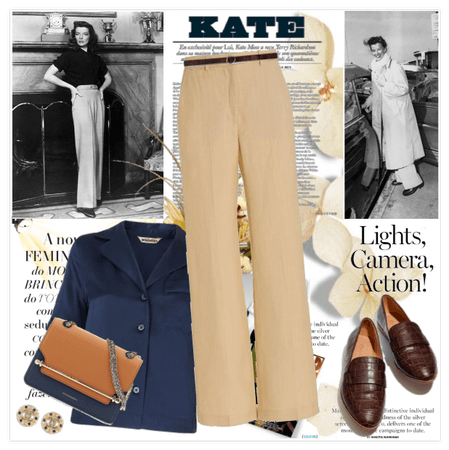 Lights, Camera, Action: Katharine Hepburn