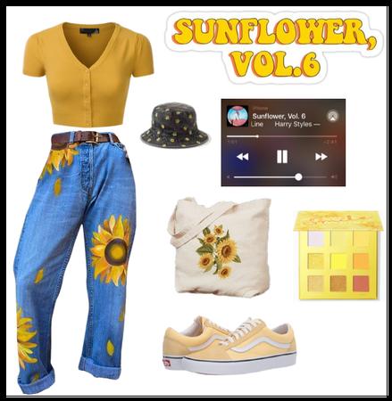 sunflower vol,6 - harry styles