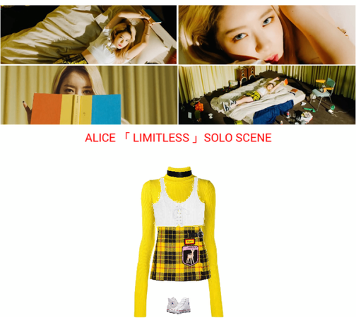 [HEARTBEAT]「 LIMITLESS 」| ALICE SOLO SCENE
