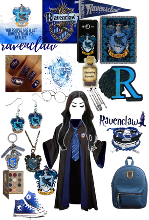 Ravenclaw Ravenclaw Ravenclaw 🦅