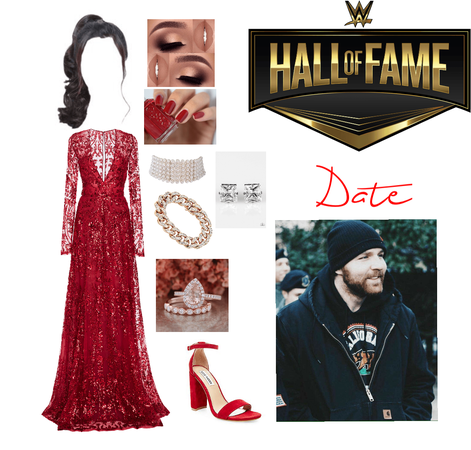 Hall of Fame with Dean Ambrose