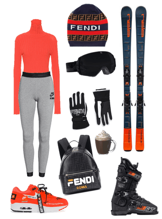 Fendi Ski Babe