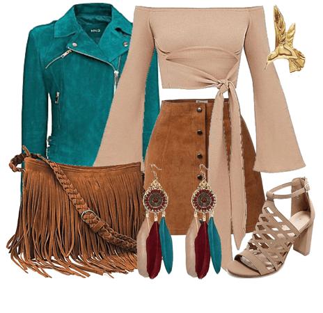 Disney Bound: Pocahontas Style