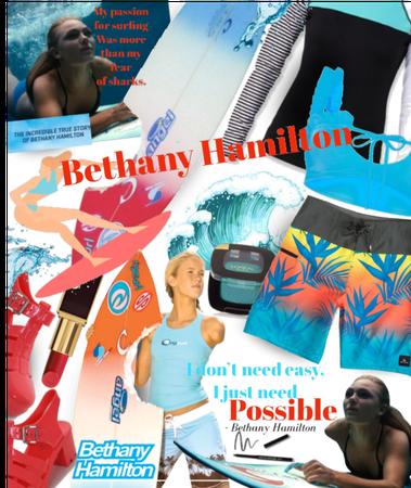 Bethany Hamilton Diy
