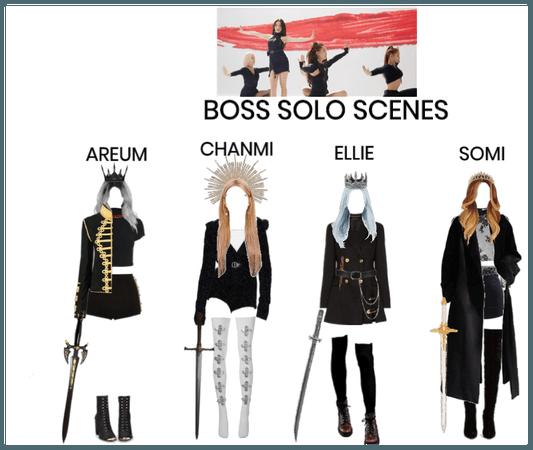 [ACES] BOSS MV SOLO SCENES