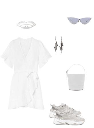 dressing down a dress