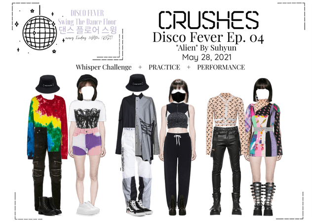 Crushes (호감) [Rose] Disco Fever Ep. 04
