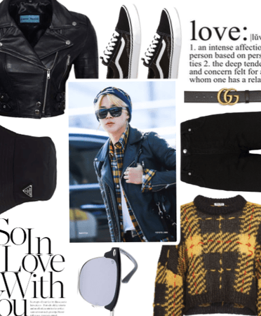 jimin´s airport fashion inspo