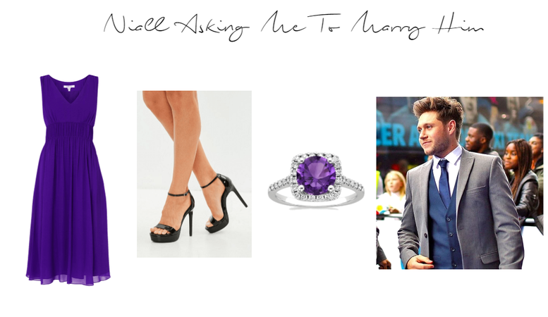 Engaged to Niall
