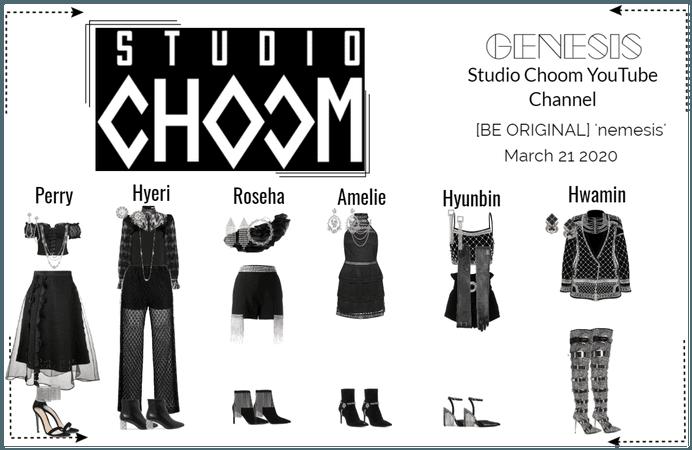 GENESIS (게네시스) Studio Choom