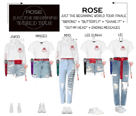 {RoSE} Just The Beginning World Tour: Finale