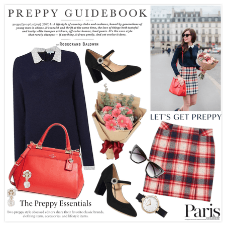 Preppy in Paris