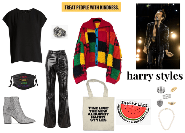 Harry Styles fit