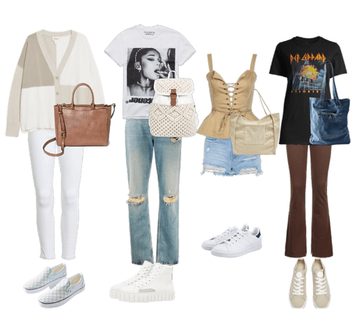Cute concert outfits
