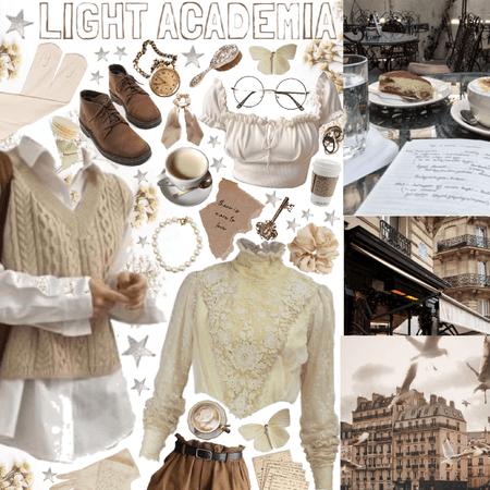 light academia