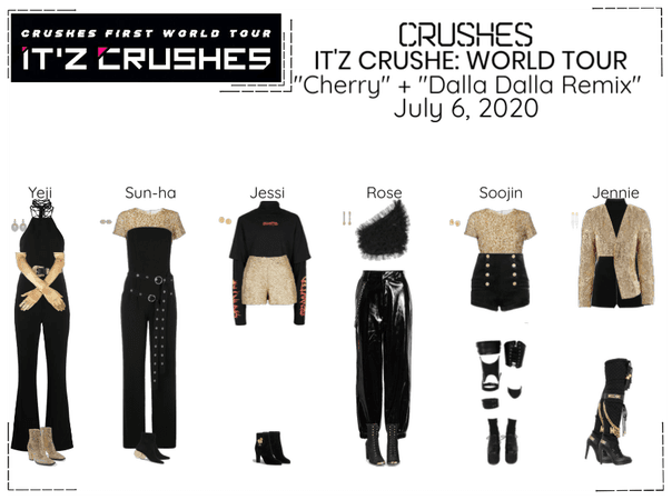 Crushes (호감) IT'Z Crushes | New York - Day 1