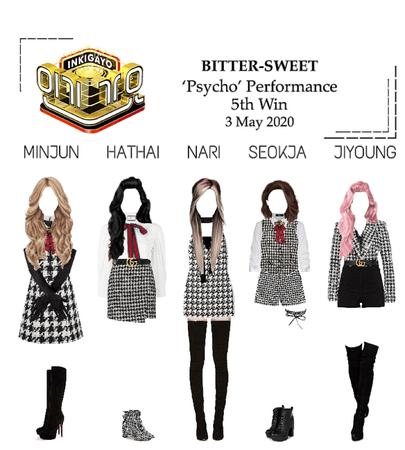 BITTER-SWEET [비터스윗] Inkigayo 200503