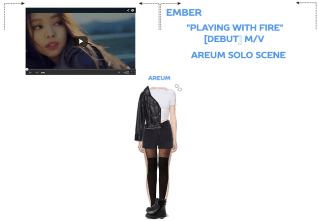 """EMBER """"PLAYING WITH FIRE"""" [DEBUT] M/V Pt 2"""