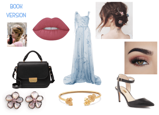 Yule Ball Outfits: Hogwarts - Hermione Granger
