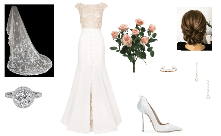 Bridal Outfit #1