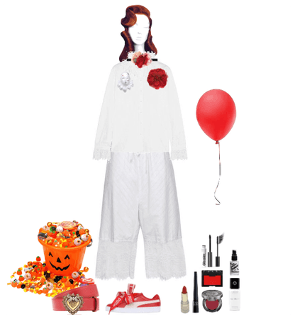 give me candy or you'll float