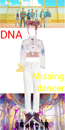 BTS' Missing Dancer in the DNA MV