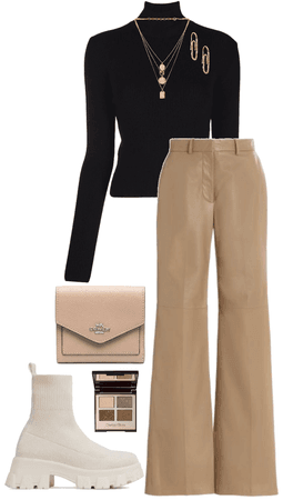 Fall Leather Look