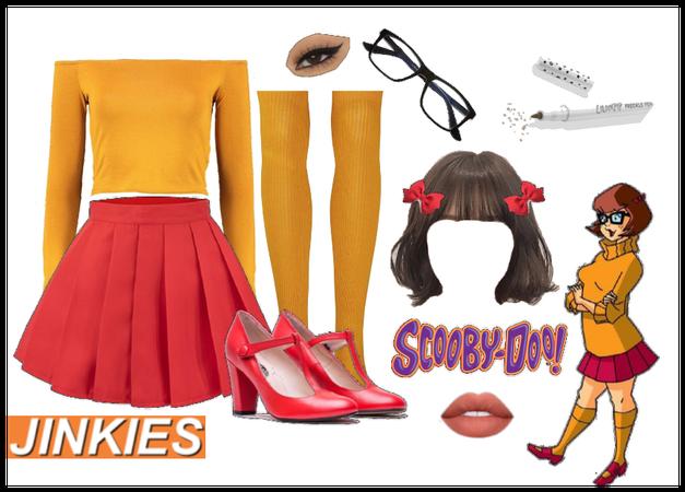Scooby Doo - Velma Dinkley