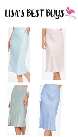 Glassons spring midi skirts
