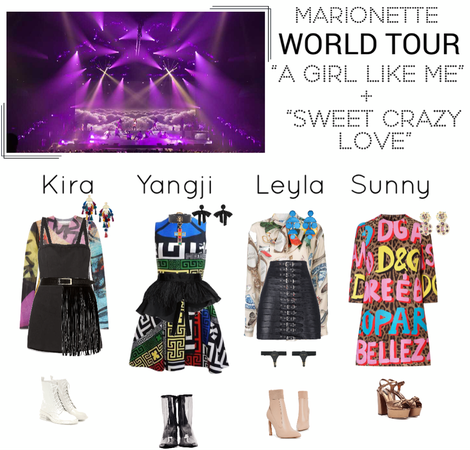 {MARIONETTE} World Tour Orlando Tour