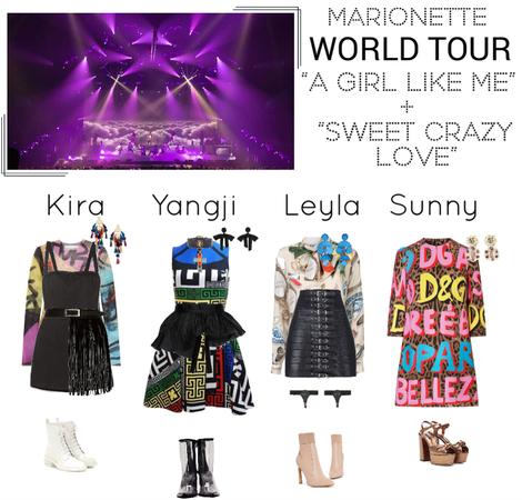 {MARIONETTE} World Tour Orlando Tour