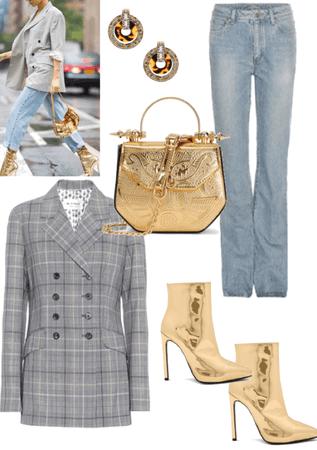 goldish street style