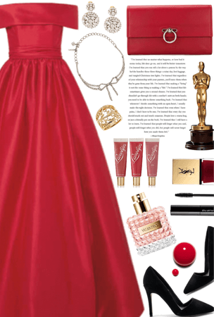 Oscars Look