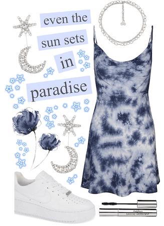 Sun Sets 🌌 Stars Sparkle