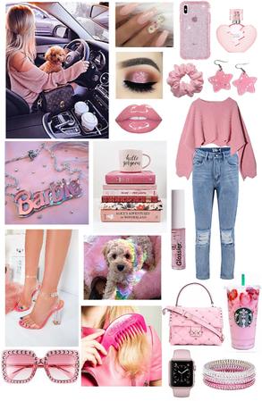 Modern Barbie 🎀💞🐶