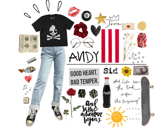 Sid inspired outfit :)